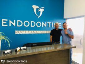 Root Canal Treatment Endodontics Patient
